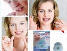 50M Micro Wax Peppermint flavor Dental water flosser Interdental Brush Teeth Stick Toothpicks irrigator Pick Oral Hygiene Clean