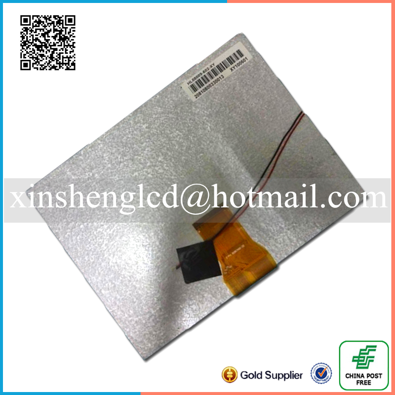 Original and New 8inch LCD screen HL08009 HL08009 C25-XY HL08009 C25-XY-WU for MID mp4 mp5 measurement 183mmx141mm free shipping dg home кушетка chaise longue lc4 dg f sf363