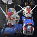 Frete grátis GUNDAM BTF 1/24 GREVE Cabeça retrato Do Cockpit modelos em escala figuras de ação robot kits modelo de plástico
