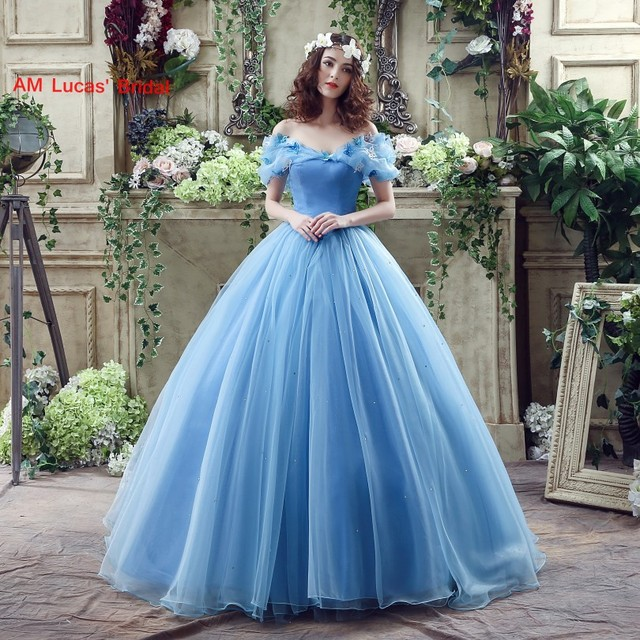 Ball Gown Quinceanera Dresses Organza Sweep Train V Neck Sweet 16 Year Princess Dresses For 15 Years