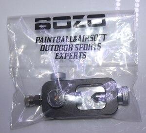 Image 5 - Nuovo pcp fucile ad aria compressa Scuba fill stazione NITRO AIR HPA 3000 4500psi paintball accessori