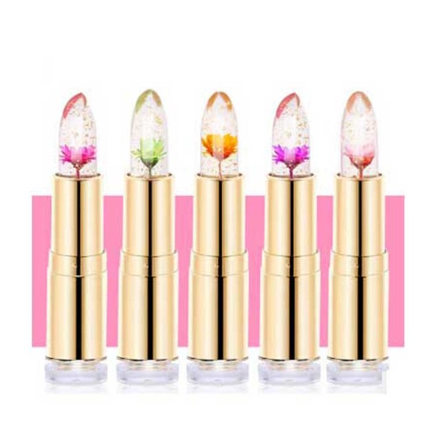 1pcs Magic Color Changeable Jelly Lipstick Gloss Long Lasting ...