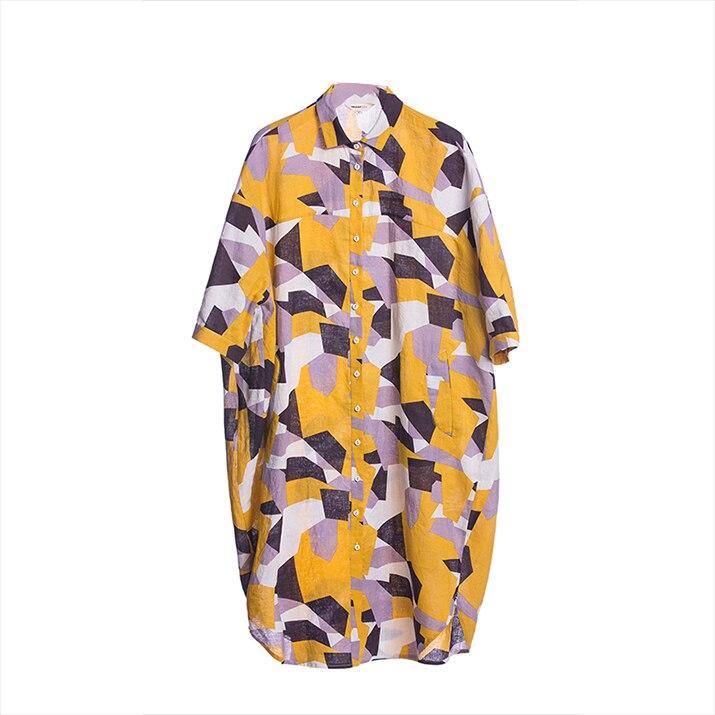 Preppy Robe Style Seule La Multi Taille Vintage Chinoiserie Des Vêtements Lynette's Moyen Féminine 2017 D'été Pièce D'une Plus Femmes Lâche wAXqvP0