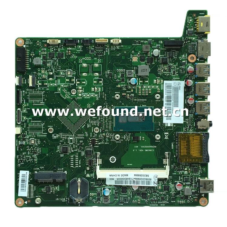 100% working desktop motherboard for Horizon 2e CIHASWS 5B20G59994 mainboard fully tested