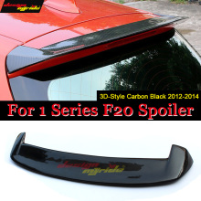 F20 3D Style Carbon Fiber wing rear Spoiler Fits For BMW 1 Series 118i 120i 128i 130i 135i trunk 2012-2014