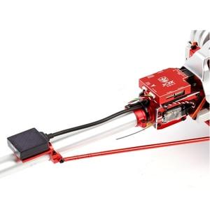 Image 2 - CB MBS020 300C יוז חכם 6CH RC מסוק GPS RTF שלט רחוק מסוק מתכת גבוהה סימולציה מטוסי RC דגם צעצוע