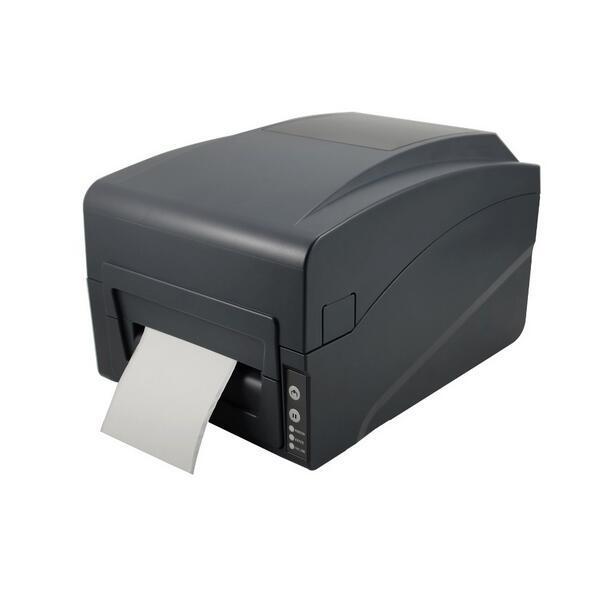 Nuevas acciones 6 pulgadas/s de alta velocidad impresora barcede con los métodos necesarios para la impresión de etiquetas de impresión de transferencia térmica y la cinta 1224 t