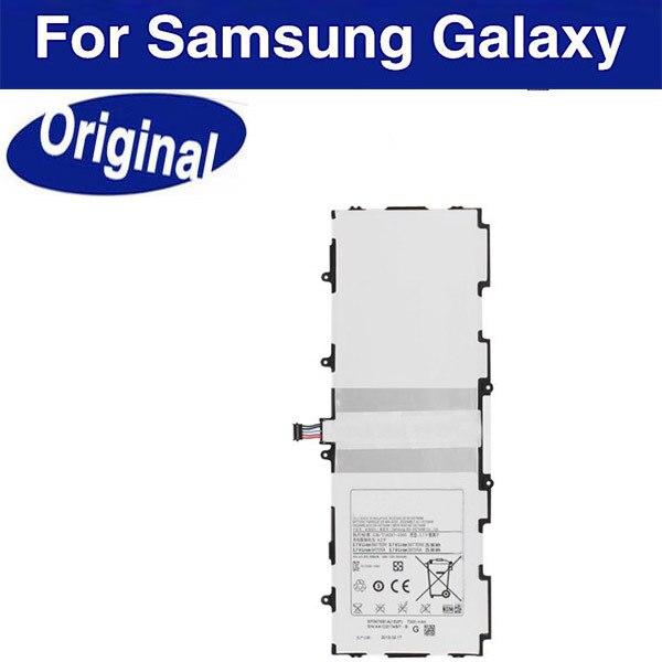 Originais SP3676B1A (1S2P) 7000 mah para samsung galaxy note 10.1 tab 2 p5100 p5110 p7500 p7510 n8000 n8010 tablet bateria