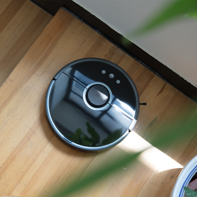 International Version Robot Vacuum Cleaner  4
