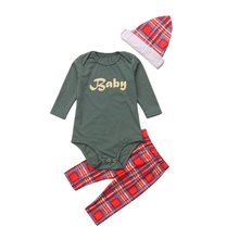 Christmas Family Matching Outfits Pajamas Sets Clothes Nightwear Clothing New
