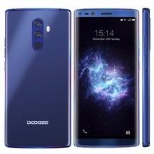 Doogee Mix 2 Smartphone 6 GB RAM 64 GB ROM 5.99 Pulgadas FHD + Helio P25 Octa Core Huella Digital de 16MP Dual Rear Cam Teléfono 18:9 Bezelless