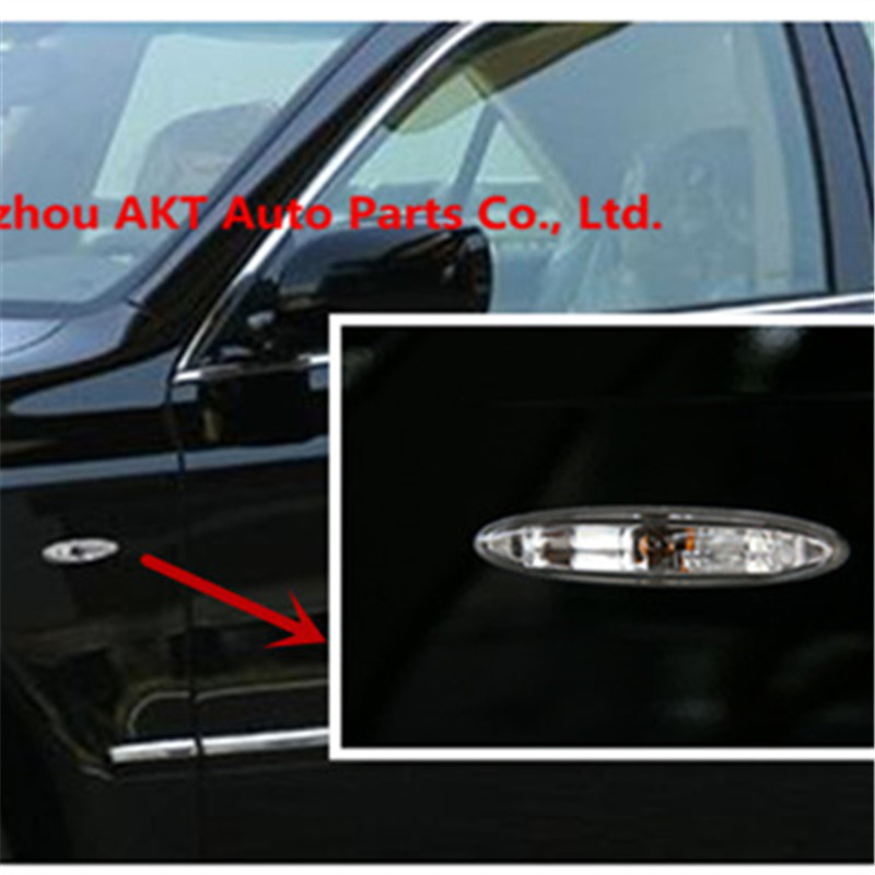 цены на Side turn signal lamp for Toyota CAMRY REIZ for LEXUS IS250/350 ES240/350 SC430 GS30/35/43/460/450H HIGHLANDER LH = RH в интернет-магазинах