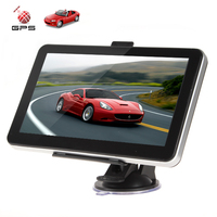 Professional 7 Inch Portable Auto Car GPS Navigation Navigator System With FM Radio MP3 MP4 USB