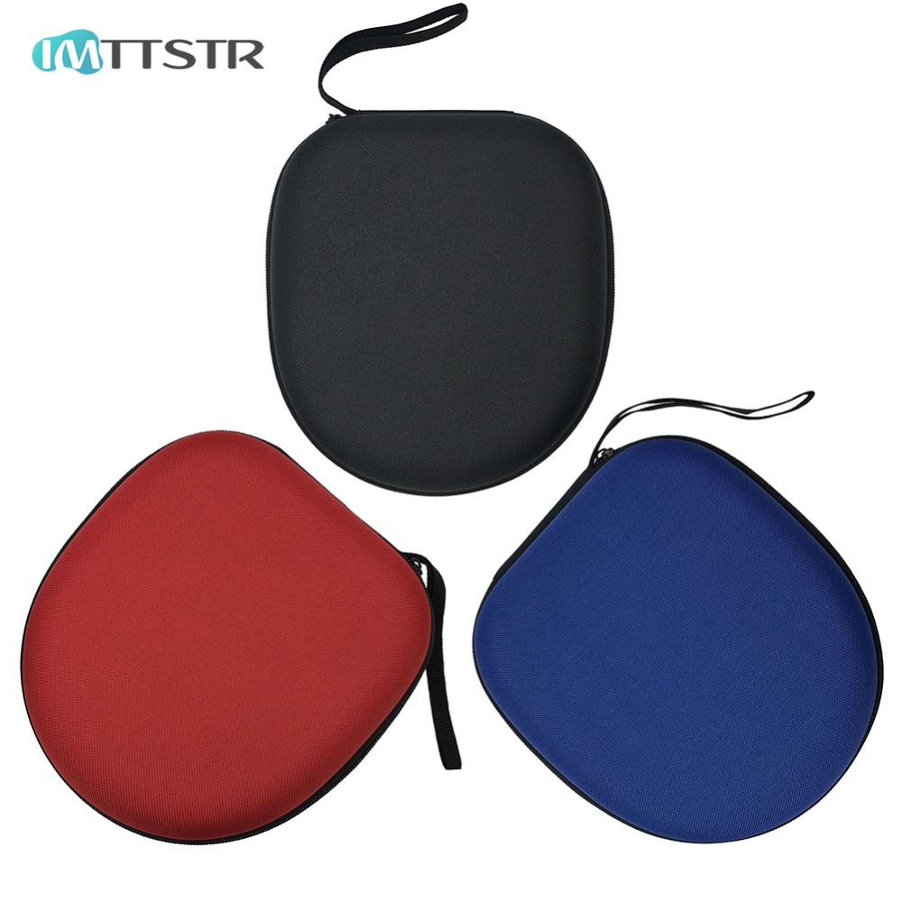 IMTTSTR Universal Headphone Protection Carrying Box Bag Case Storage Package for Sony MDR ZX600 ZX750 XB550AP ZX770AP Headphones