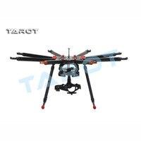 Tarot RC X8 8 Aixs Umbrella Type Folding Multicopter Uav Octocopter Drone TL8X000 With Retractable Landing Gear