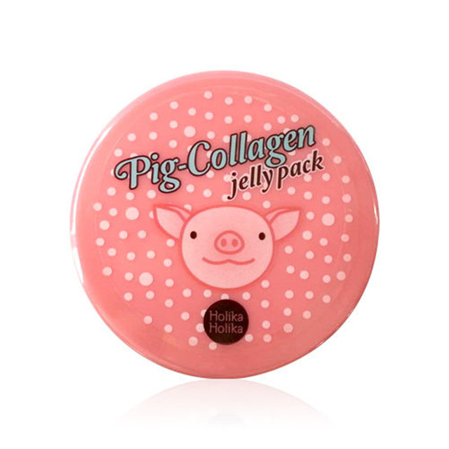 Holika Holika Pig Collagen Jelly Pack 80g skin care korea cosmetics