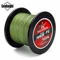 SeaKnight TriPoseidon Brand  500M/547Yards Super Strong PE Braided Multifilament Fishing Line 8LB 10LB 20LB 30LB 40LB 60LB