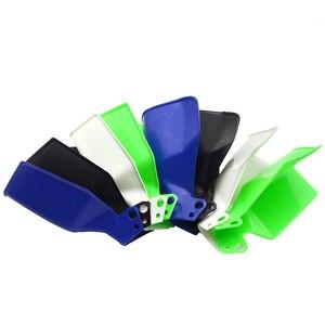 Image 5 - For honda NC700 nc700s nc700x vtx1300 vtx 1300 cbr900rr CNC Motorcycle Handguard Hand Protector Crash Sliders Falling Protection