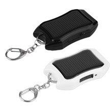 1200 мАч Солнечный брелок солнечное зарядное устройство мобильный источник питания энергосберегающее зарядное устройство/аккумулятор внешний аккумулятор для мобильного телефона