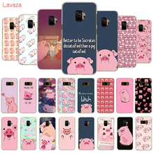Lavaza Cartoon Anime Gravity Falls pig Hard Phone Case for Samsung Galaxy A10 A30 A40 A50 A70 M10 M20 M30 Cover