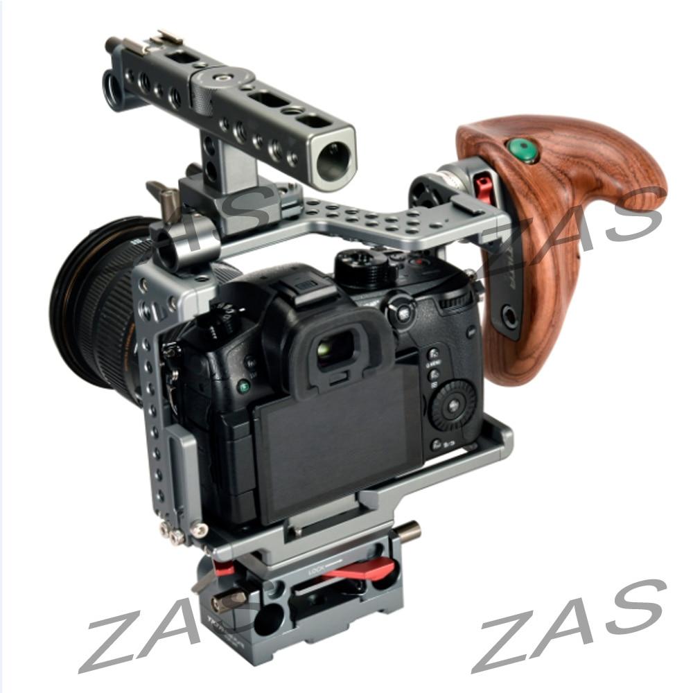 TILTA ES-T37A / ES-T37 Նոր բռնակ Panasonic GH4 / GH5 - Տեսախցիկ և լուսանկար - Լուսանկար 5