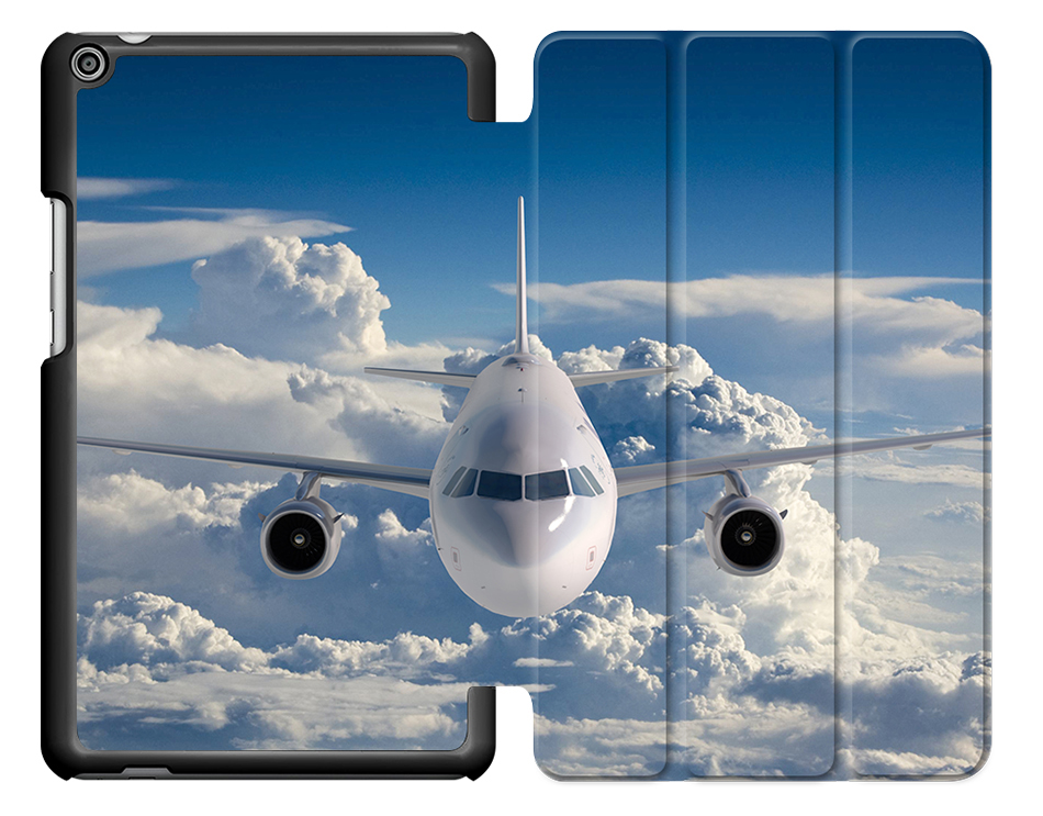 Boeing Airbus Aircraft Cover Case For Huawei Mediapad T3 8.0 KOB-L09 KOB-W09 For 8'' Tablet PC For Honor Play Pad 2 8.0