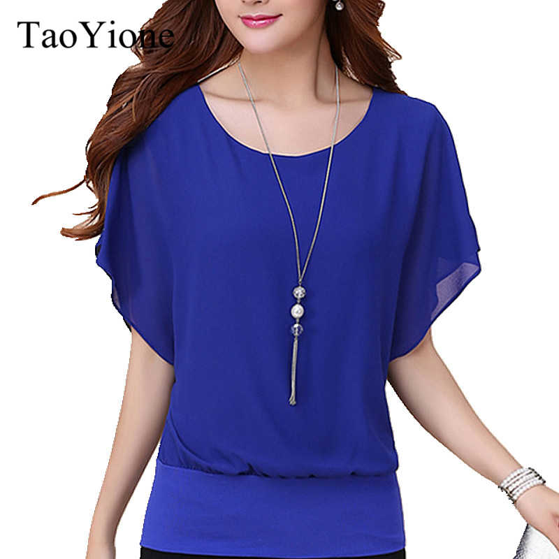 b27979027180 Blusa femenina Mujer Tops chifón Blusas camisa 2019 mujeres camisa Blusas  elegantes señoras ropa Oficina blusa talla grande blusa