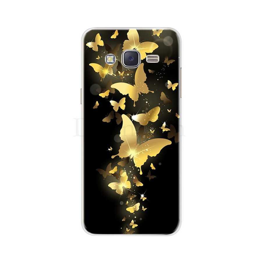 Funda de TPU suave para Samsung Galaxy j2 Prime G532 2016 funda de silicona de dibujos animados para Samsung J2Prime bolsa de SM-G532f J2Pro 2018