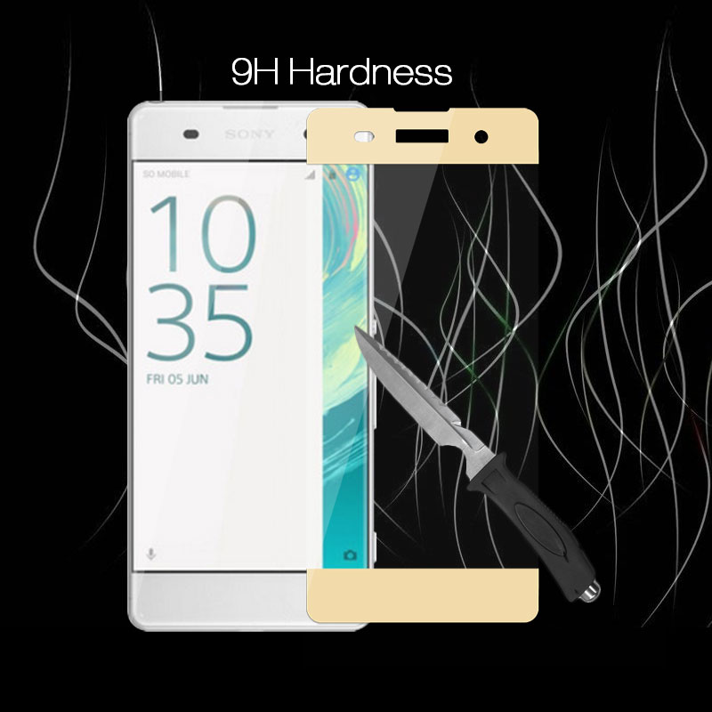 Protective Glass For Sony Xperia XA F3111 F3112 F3113 Screen Protector Tempered Glass 9H 2.5D On Phone Glass For Sony Xperia XA