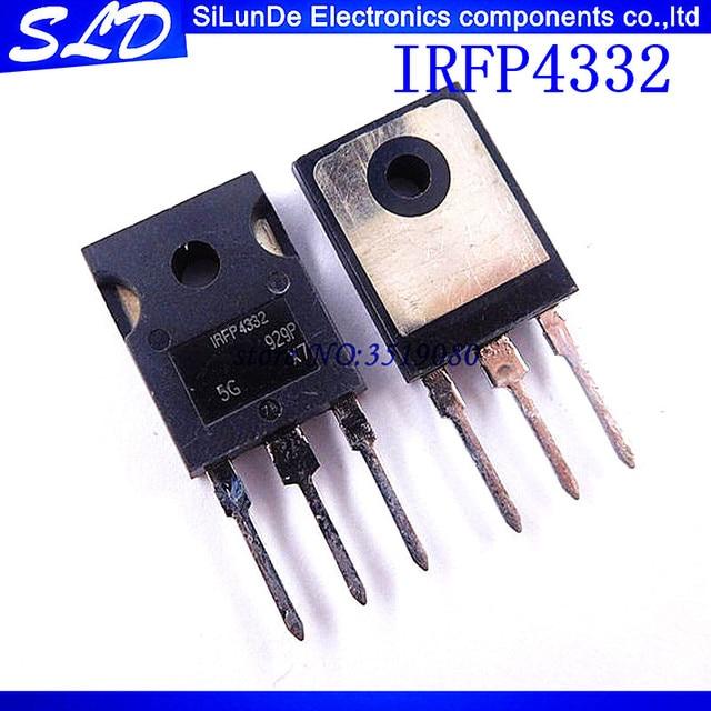 Gratis Verzending 10 stks/partij IRFP4332 IRFP4332PBF TO 247 250 v 120A nieuwe originele Op Voorraad