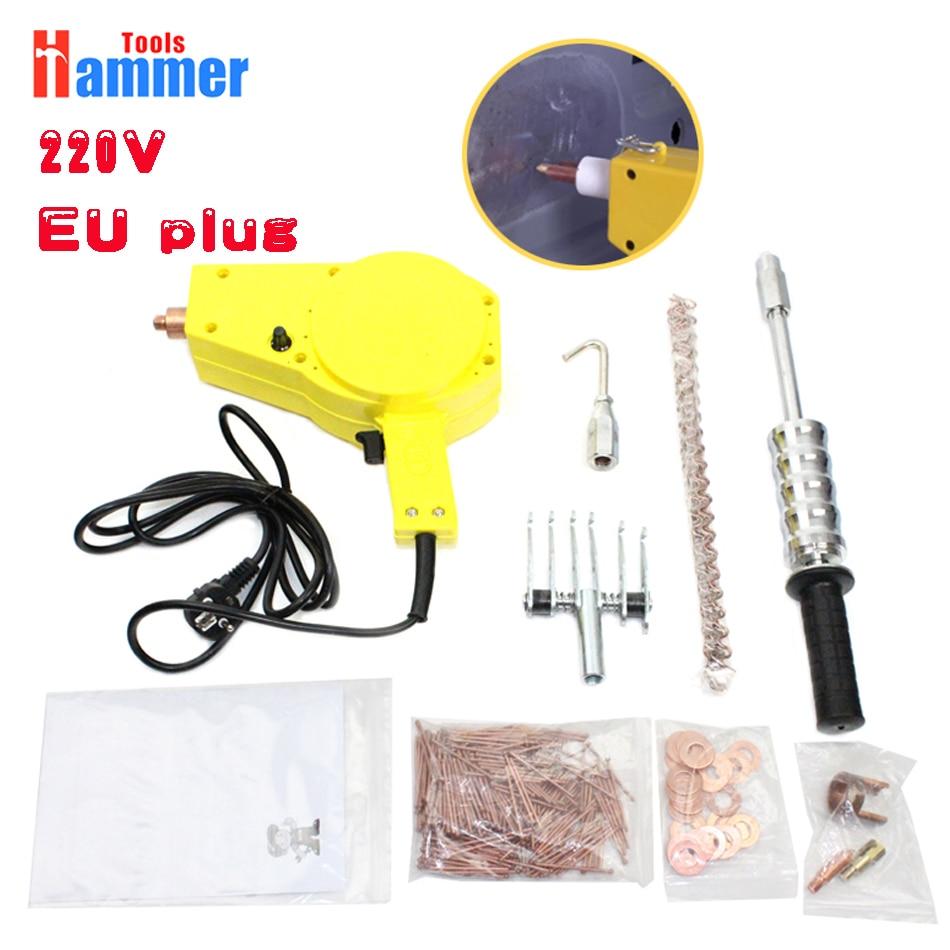 stud welding Machine spot welding hunter auto car body repair kits spot welding hunter stud welding gun auto car body repair tool wg 001n