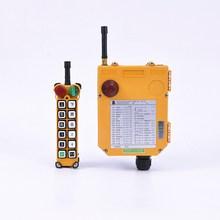 TELEcrane Industrial de Elevación de la Grúa de Control Remoto F24-12D Controlador 1 Transmisor 1 Receptor 36 V 220 V 380 V AC