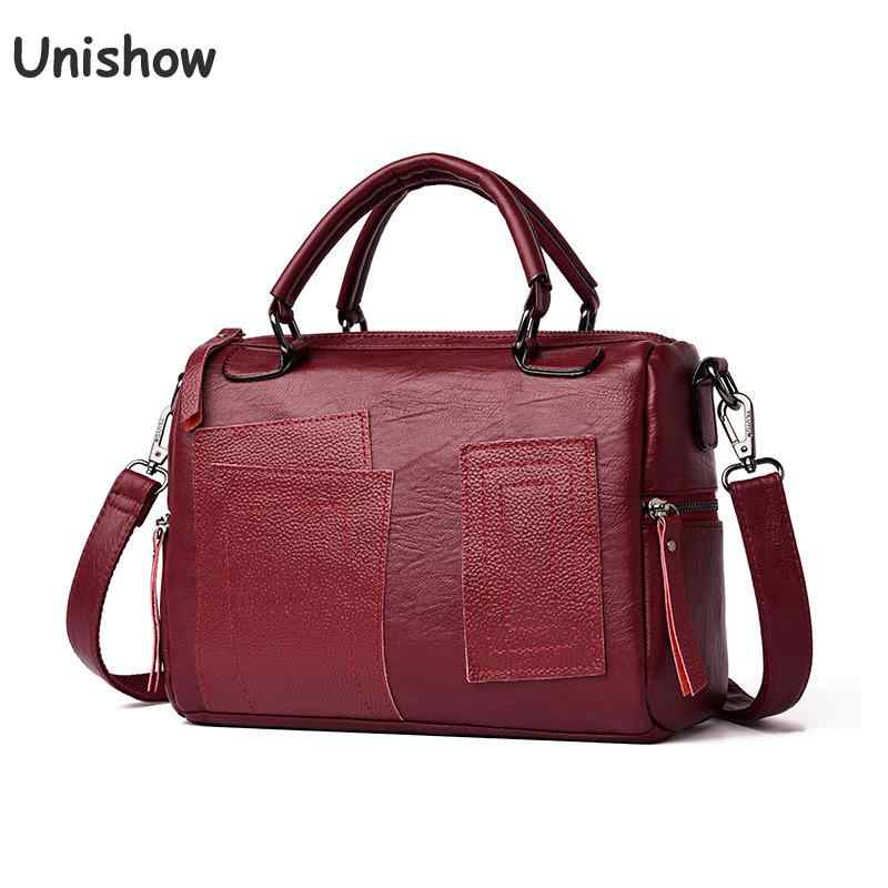 8e6e8dfe04d2 Detail Feedback Questions about Unishow Women Handbags Soft Pu ...