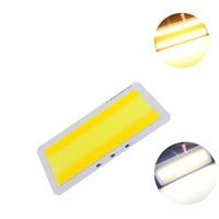 COB LED 80 W רצועת אורות עמעום מנורת הנורה לבן חם טהור + הלבן DC 33 V 2000MA בית תאורה חיצונית DIY 175*76.3 מ