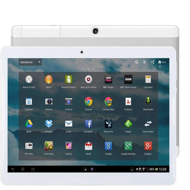IBOPAIDA Android 6,0 планшеты ПК Золото Tab Pad 9,7 дюймов ips 1280x800 четырехъядерный 16G 32G Две sim карты 3g телефонный звонок 10 gps Phablet