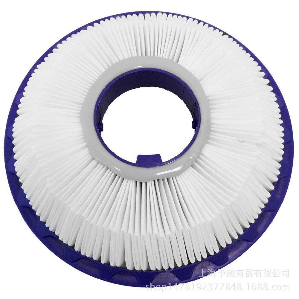 1 шт. Новый высокое качество Моющиеся Замена фильтр циклон Пылесосы для автомобиля заменить часть hepa Post фильтр для Dyson DC41 DC65