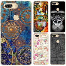 Nieuwe Collectie Phone Case Voor Gionee M7 6.01-Inch Fashion Design Art Painted Tpu Soft Case Silicone Cover(China)