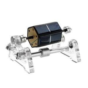 Stark-2 motor solar levitação magnética modelo educacional presente brinquedo