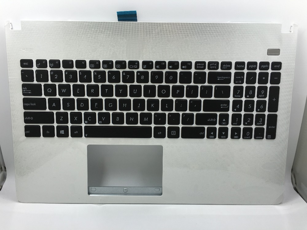 KEFU US Keyboard for ASUS Laptop X501U X501A X501EI X501X X5