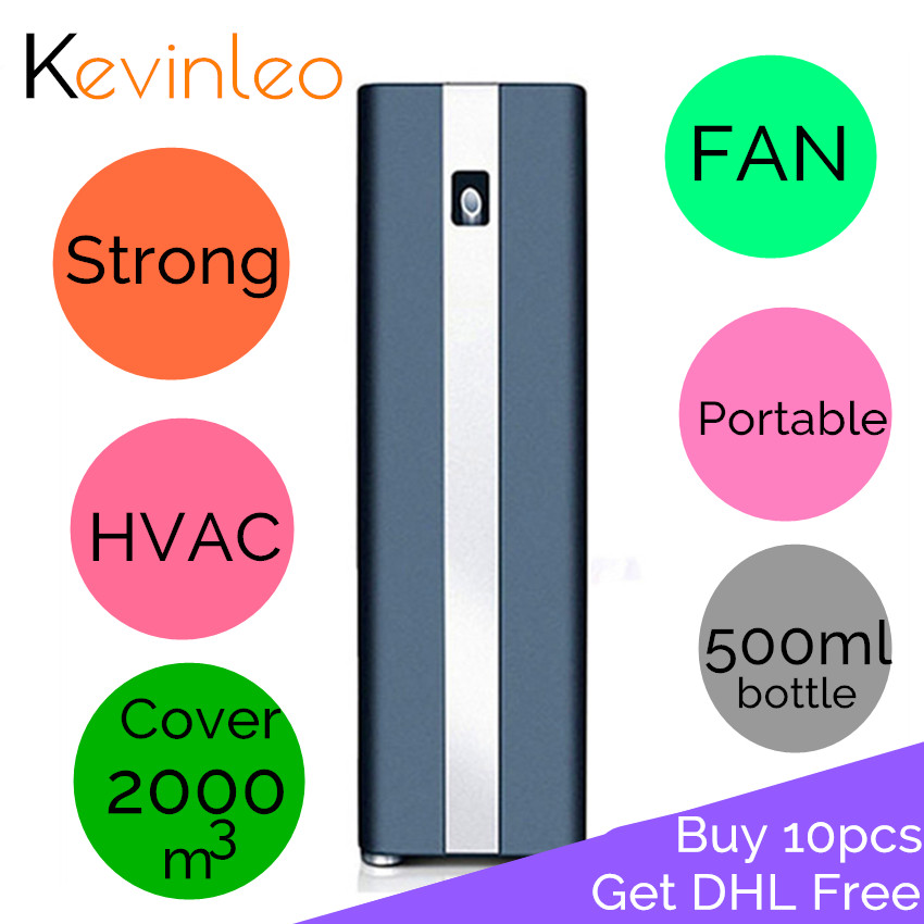 Aroma Machine Scent Fragrance Machine 2,000m3 500ml Diffuser Aroma For Home Air Purifier Hvac Home Appliance Scented Machine