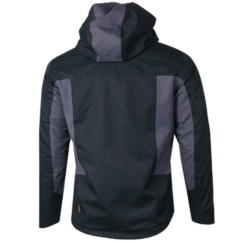 Original New Arrival Genuine JackWolfskin Winter Mens Texapore Outdoor Sports Waterproof Hiking Jacket