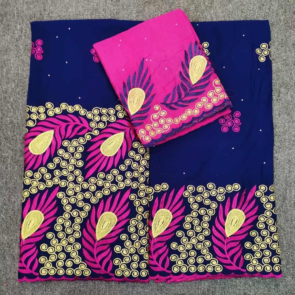 Gasa de encaje suizo en Suiza de encaje bordado tissu de bordado africain suisse jacquard brocado fabric7yard/lotHLB-