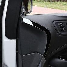 IMTFOO нержавеющей межкомнатных дверей панель отделка молдинг гарнир для FORD KUGA ESCAPE 2016 2017 2018 интимные аксессуары стайлинга автомобилей