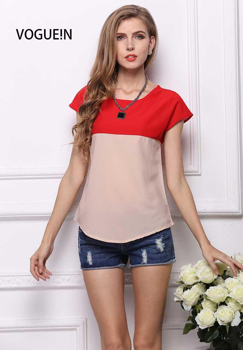 Blouses & Shirts Buy Cheap Blouse Aliexpress Blusa Feminino European Womens Blouses Large Size Printing Sleeveless Vest Chiffon Loose Shirt Vestidos Lh006