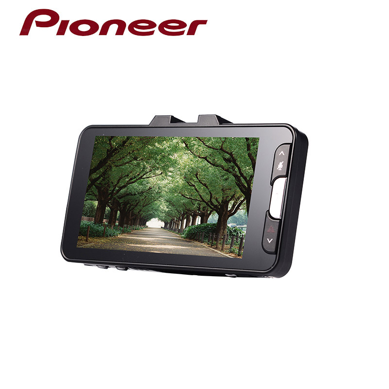 Pioneer DVR30 Car DVR Camera GPS 1080P Dash Cam Full HD Video Recorder Narrow Mirror Night Vision junsun ambarella a7 car dvr camera video recorder full hd 1080p 60fps speedcam with gps logger night vision dash cam registrar