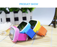 Q523 GPS Phone Positioning Fashion Children Watch 1 44 Inch Color WIFI Touch Screen SOS Smart