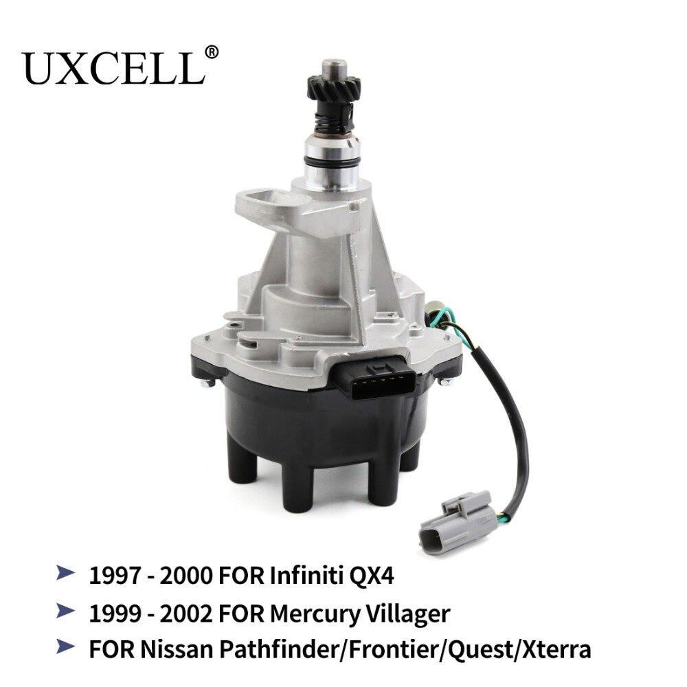 UXCELL 22100-1W600 FDW-1W601 Distributore di Accensione Per Nissan Pathfinder Frontier Xterra Per Infiniti QX4 Per Mercury Villager