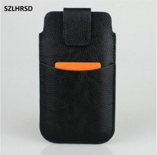 Waist Belt Pouch Phone Screen Protection Case Cover Running Jogging Bag For Zte Af3 Thl 5000t Prestigio Muze E3 Cubot X15 Cellphones & Telecommunications