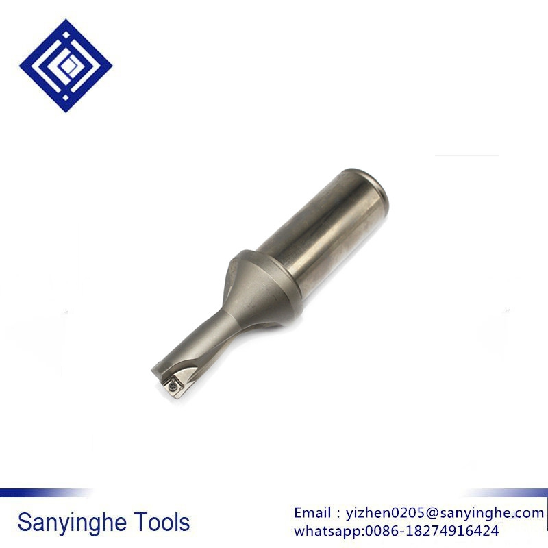 Dedicated High Quality Sp-13-20.5-c25/sp-21-25-c25 U Drilling Shallow Hole Indexable Insert Drills