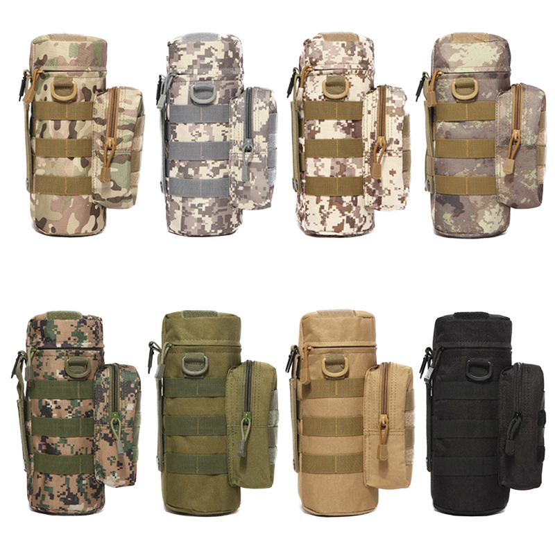Mountaineering Outdoor Sports  For Militaire Airsoft Tactical  Gear Ketel High Capacity  Jacht Water Bag Water Bottle  Pouch